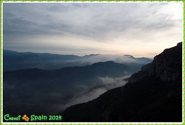 冬遊西班牙 ※ Montserrat 蒙塞拉特 聖山037.JPG