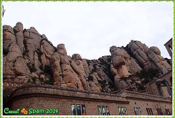 冬遊西班牙 ※ Montserrat 蒙塞拉特 聖山039.JPG