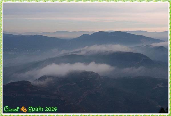 冬遊西班牙 ※ Montserrat 蒙塞拉特 聖山041.JPG