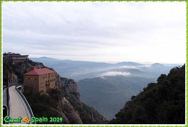 冬遊西班牙 ※ Montserrat 蒙塞拉特 聖山042.JPG