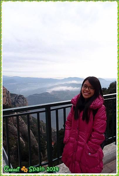 冬遊西班牙 ※ Montserrat 蒙塞拉特 聖山043.JPG