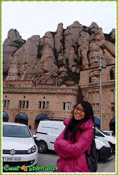 冬遊西班牙 ※ Montserrat 蒙塞拉特 聖山044.JPG