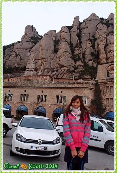 冬遊西班牙 ※ Montserrat 蒙塞拉特 聖山045.JPG