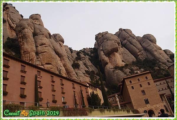 冬遊西班牙 ※ Montserrat 蒙塞拉特 聖山057.JPG