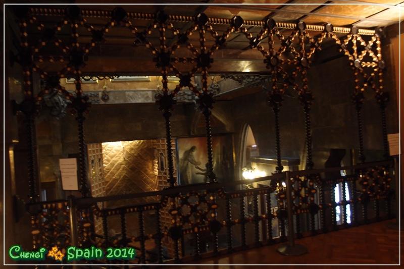 Palau Güell奎爾宮桂爾宮 (19)