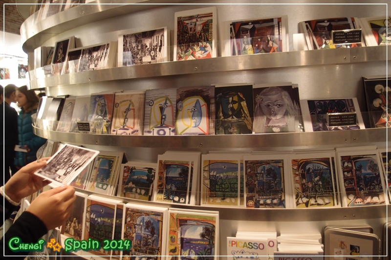 Museu Picasso畢卡索美術館 (9)