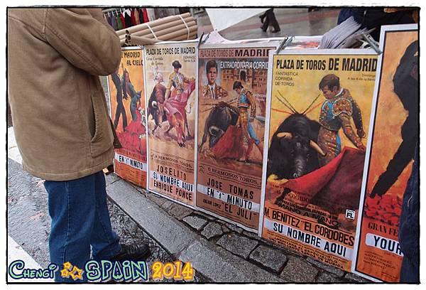 西班牙 ※ El Rastro跳蚤市場.JPG