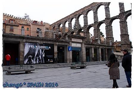 Acueducto de Segovia水道橋 (9).JPG