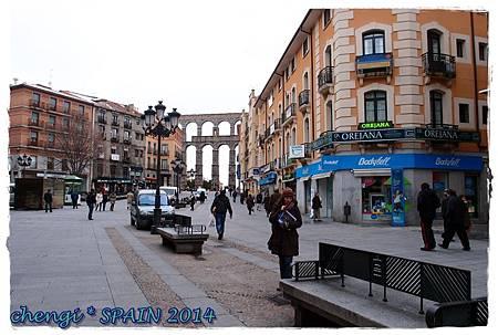 Acueducto de Segovia水道橋 (8).JPG