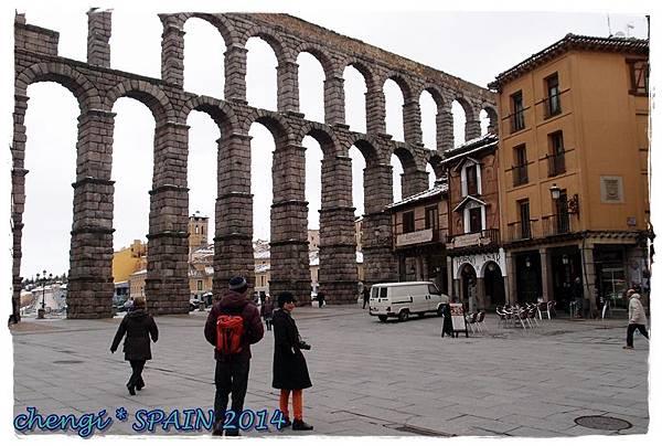 Acueducto de Segovia水道橋 (10).JPG