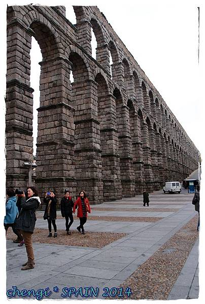 Acueducto de Segovia水道橋 (14).JPG
