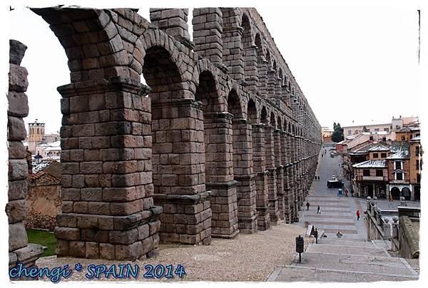 Acueducto de Segovia水道橋 (20).JPG
