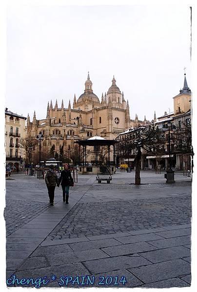Catedral de Segovia塞哥維亞主教堂 (1).JPG