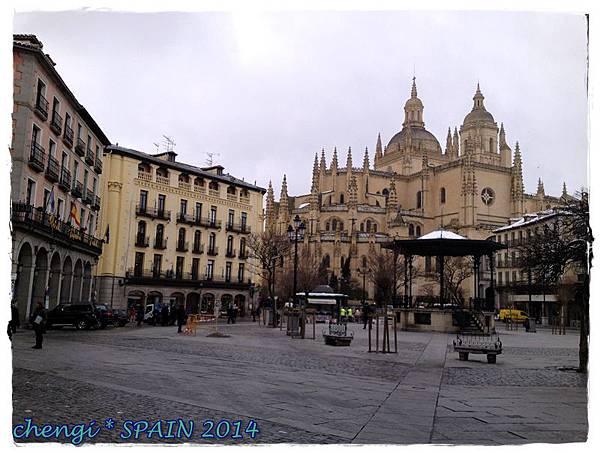 Catedral de Segovia塞哥維亞主教堂 (2).jpg