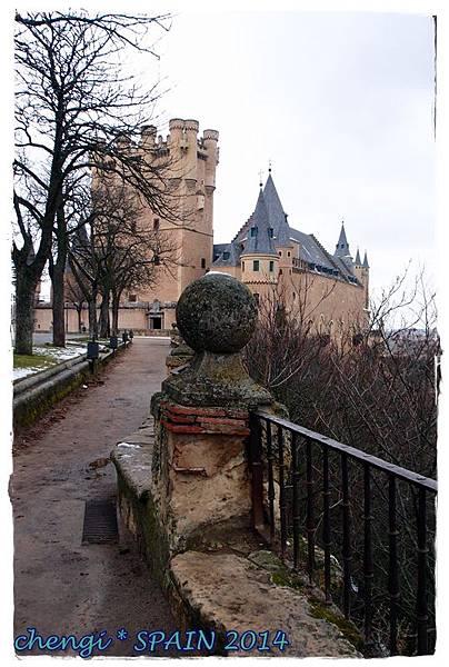 Alcázar de Segovia阿卡乍堡 (11).JPG