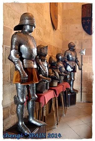 Alcázar de Segovia阿卡乍堡 (33).JPG