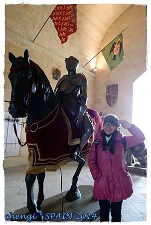 Alcázar de Segovia阿卡乍堡 (37).JPG