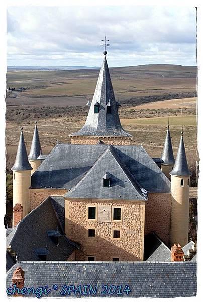 Alcázar de Segovia阿卡乍堡 (79).JPG