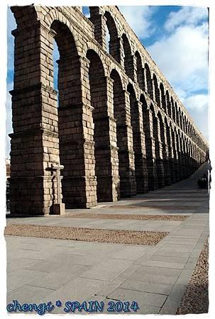Acueducto de Segovia水道橋 (1).JPG