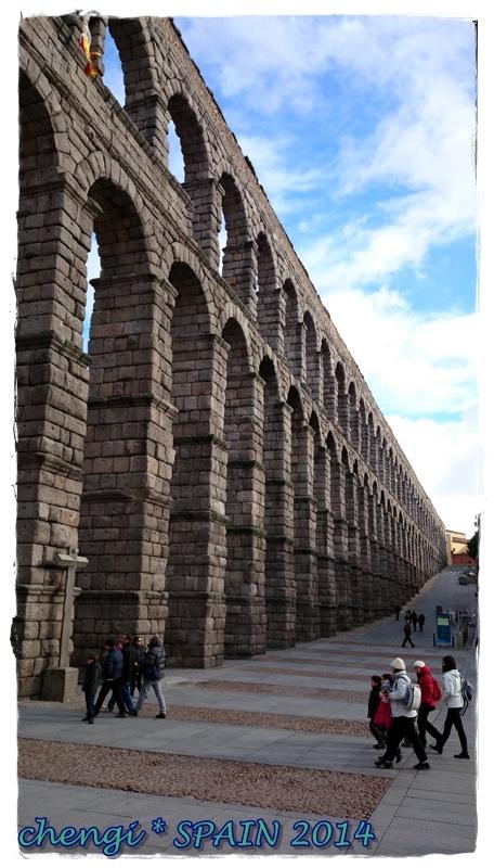 Acueducto de Segovia水道橋 (4).JPG