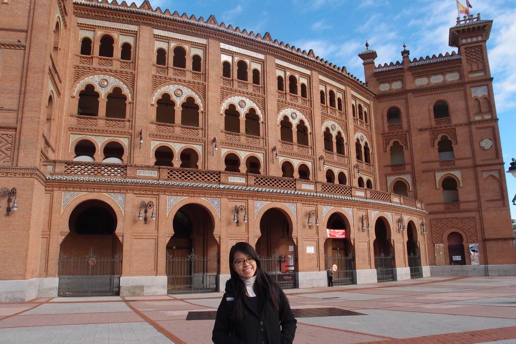 Plaza de Toros de Las Ventas拉斯班塔斯鬥牛場 (7).JPG
