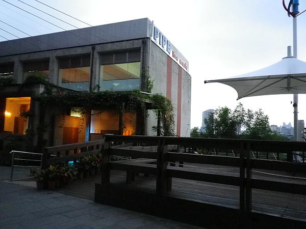 永福橋下餐廳