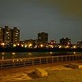古亭河濱公園河岸