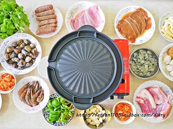 韓國Kitchen Art 元祖夯肉不沾烤盤 34cm (2).JPG