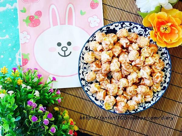 CANDY POPPY - LINE FRIENDS裹糖爆米花系列 非油炸 少負擔 更健康 (9).JPG
