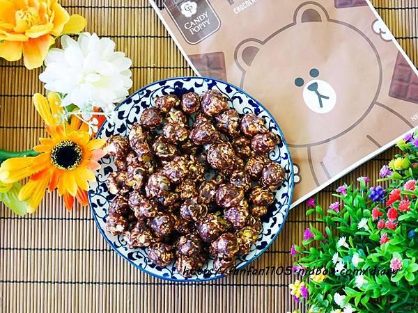 CANDY POPPY - LINE FRIENDS裹糖爆米花系列 非油炸 少負擔 更健康 (19).JPG
