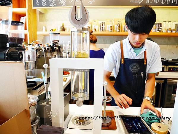 【汐止早午餐咖啡】馬克老爹咖啡烘焙門市 高CP值的咖啡王國 咖啡控可別錯過 (29).JPG