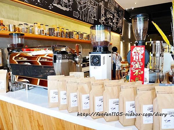 【汐止早午餐咖啡】馬克老爹咖啡烘焙門市 高CP值的咖啡王國 咖啡控可別錯過 (31).JPG