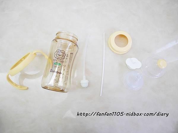 小獅王辛巴 PPSU自動把手寬口雙凹中奶瓶 母乳記憶超柔防脹氣奶嘴 滿足寶寶口腔期發展 (7).JPG