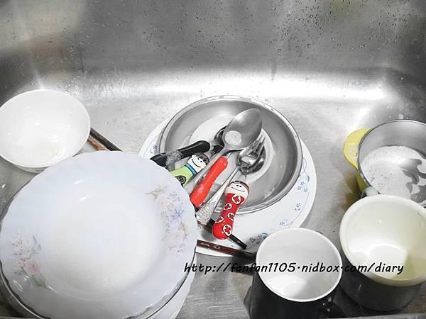 Trigreen 香甜蘋果洗碗精 高效濃縮洗衣精 綠色環保洗衣精、洗碗精 排汗衫專用洗衣精  (12).JPG