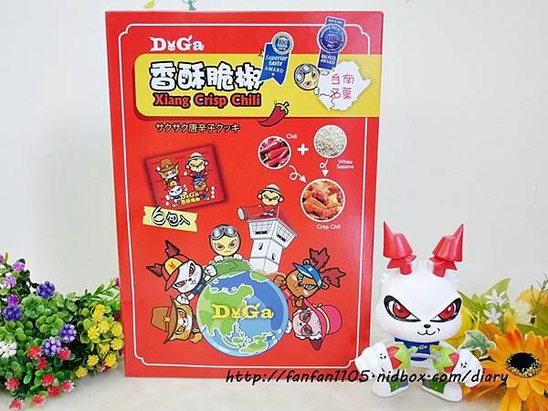 【團購美食】人氣辣椒餅乾 DoGa香酥脆椒、彩虹脆片Rainbow Cookie  (4).JPG