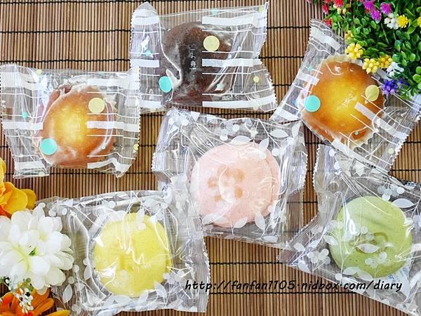 【彌月蛋糕推薦】一之鄉 許願小屋 彌月蛋糕禮盒  (6).JPG