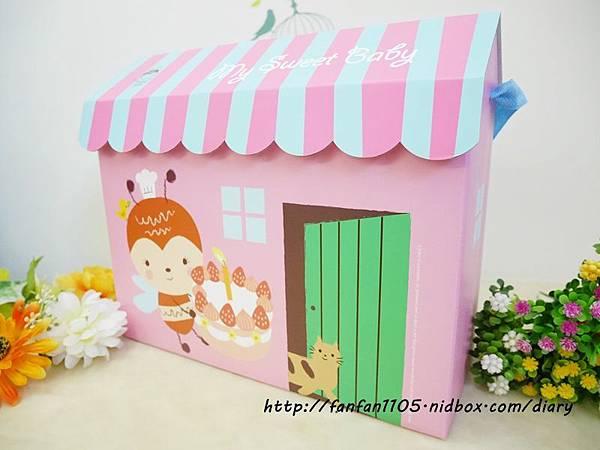 【彌月蛋糕推薦】一之鄉 許願小屋 彌月蛋糕禮盒  (4).JPG