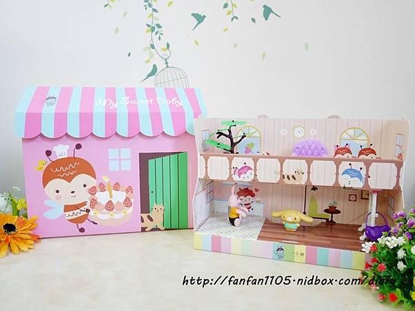 【彌月蛋糕推薦】一之鄉 許願小屋 彌月蛋糕禮盒  (22).JPG