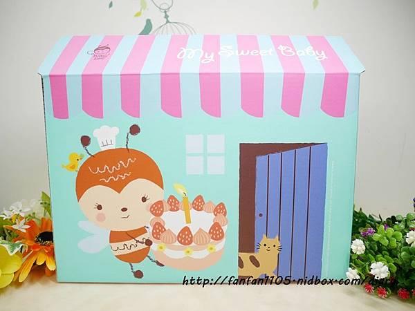 【彌月蛋糕推薦】一之鄉 許願小屋 彌月蛋糕禮盒  (25).JPG