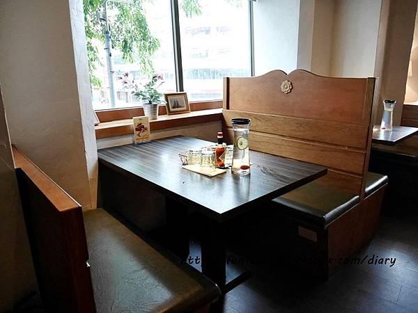 【台北義式料理】洋城義大利餐廳  高CP值的義式約會餐廳 (11).JPG