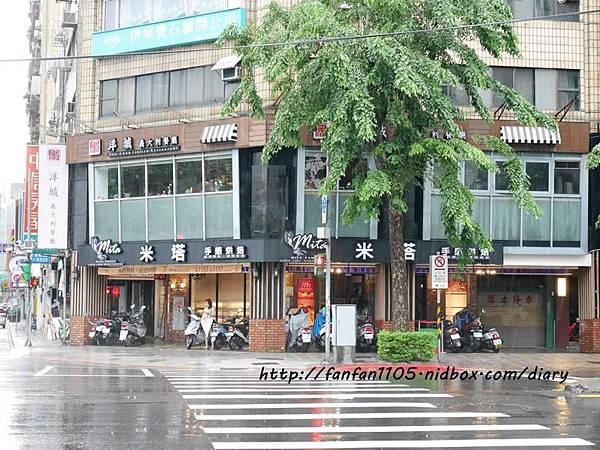 【台北義式料理】洋城義大利餐廳  高CP值的義式約會餐廳 (44).JPG