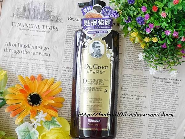 韓國熱賣 DR.GROOT養髮秘帖洗髮精(蓬鬆款) 髮根強健的秘密 (2).JPG