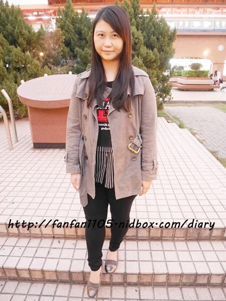 【秋冬鞋款推薦】 Winean 薇妮安 日式女鞋 氣質輕便外出低跟鞋(岩灰色) (21).JPG