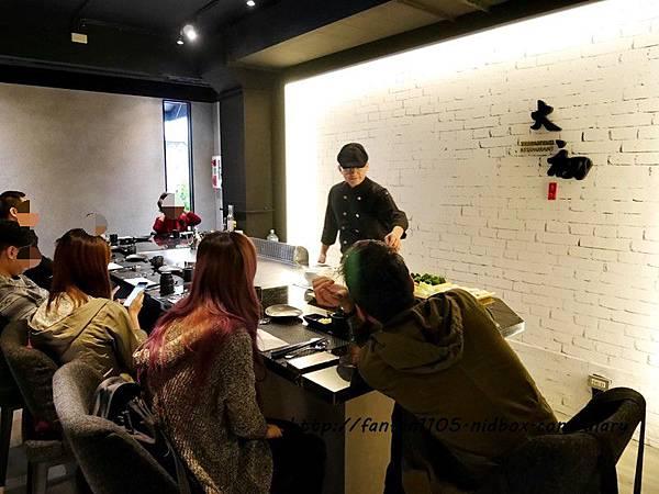 【信義區鐵板燒】大初鐵板燒 Teppanyaki 高CP值 活海鮮 預約制無菜單料理餐廳  (9).JPG