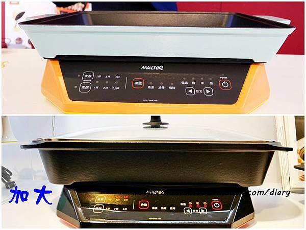 摩堤BBQ神器 MULTEE歡樂無煙燒烤組、F10 IH電磁爐、鑄鐵烤盤、抽油煙機  (3).jpg