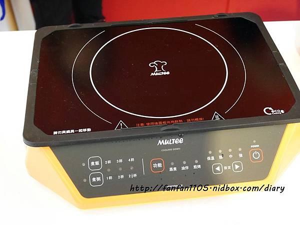 摩堤BBQ神器 MULTEE歡樂無煙燒烤組、F10 IH電磁爐、鑄鐵烤盤、抽油煙機  (27).JPG
