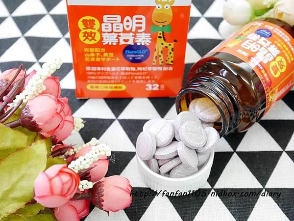 小兒利撒爾 雙效晶明葉黃素 專為兒童設計的營養補充品 (7).JPG