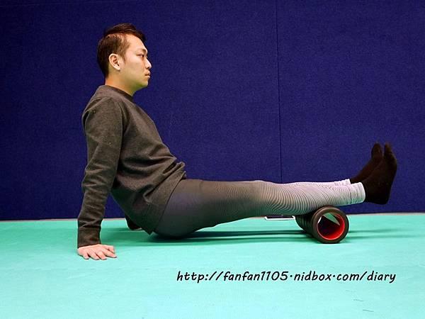 Adidas 按摩泡棉滾筒 舒緩肌肉疲勞 運動前後的好幫手 (11).JPG