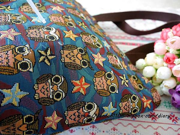REORE 緹花織畫包 耐磨耐刮 環保手工包 質量輕 顏色飽和又豐富 (23).JPG