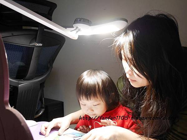 【BenQ護眼檯橙】WiT MindDuo S 親子共讀護眼檯燈 光源充足不閃頻 提升學習效率 (15).JPG